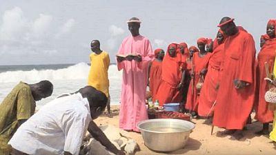 Côte d'Ivoire: des rites pour purifier le site de Grand-Bassam