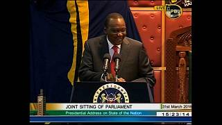Kenya: Whistling MPs interupts President's annual speech to parliament