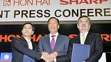 Foxconn rileva Sharp: accordo firmato