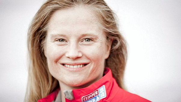 Velejadora Sarah Young morre na Clipper Round the World