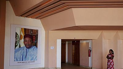 Niger : investiture de Mahamadou Issoufou