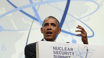 4e sommet sur la sécurité nucléaire : le terrorisme préoccupe Obama