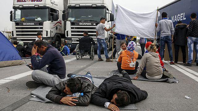 قلق في صفوف اللاجئين وسكان إيدوميني اليونانية وديكيلي التركية بسبب الاتفاق الأوروبي-التركي