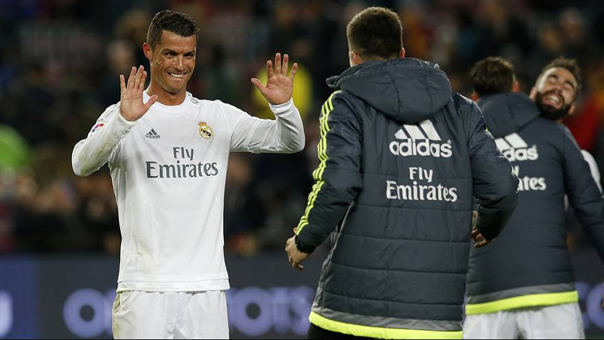 Ronaldo hits winner as Real Madrid beat Barca in El Clasico