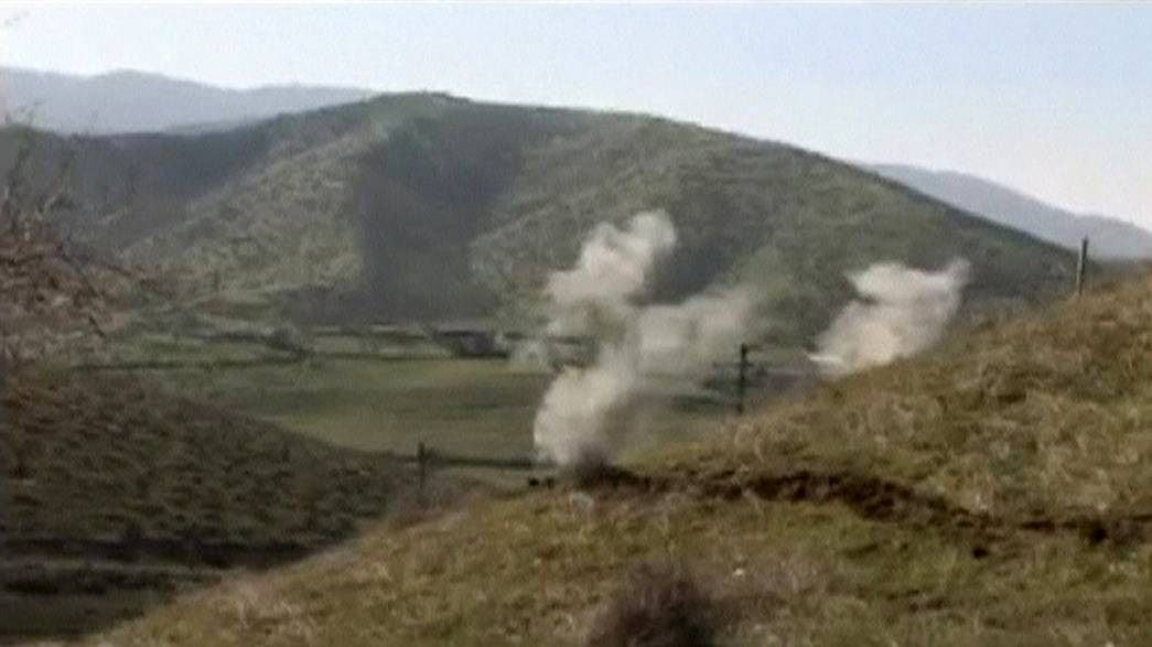 Eskalation im Bergkarabach-Konflikt