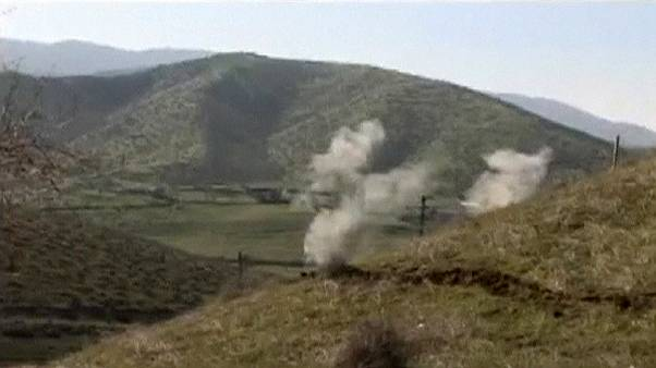 International calls for restraint after dozens killed in new Nagorno-Karabakh clashes