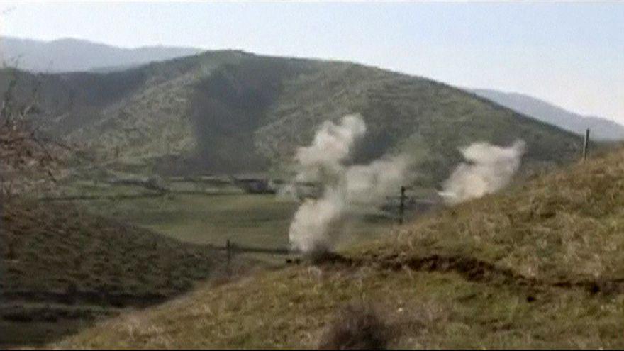 International calls for restraint after dozens killed in new Nagorno-Karabakh clashes