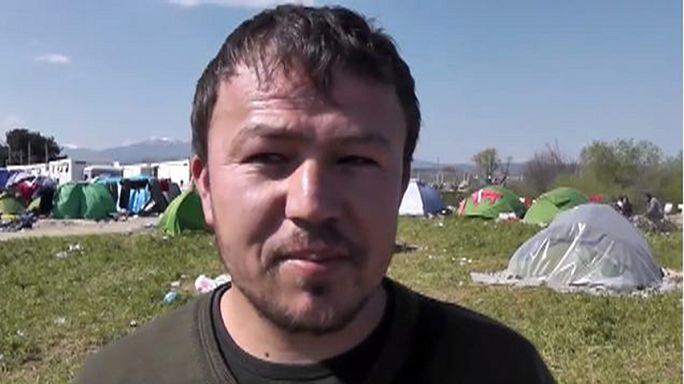 Videóüzenete miatt segít egy afgán férfin Litvánia