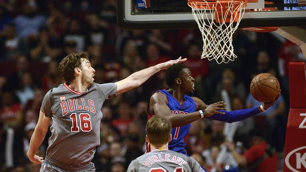 Butler's triple-double not enough as Pistons beat Bulls