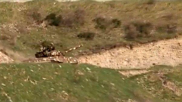 اذربيجان تعلن وقف اطلاق النار عند جبهة ناغورني قرة باغ