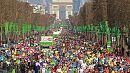 Paris on the run