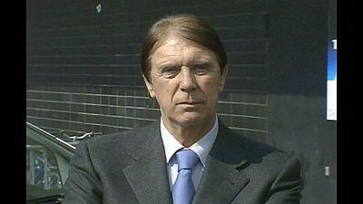 Legendary AC Milan defender and Italy coach Cesare Maldini dies