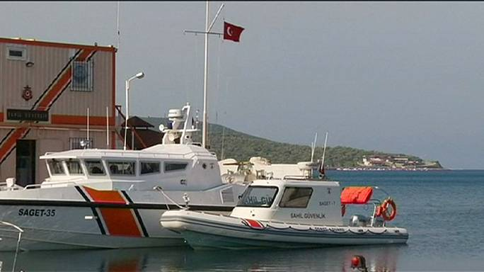 Turquie-Grèce : les derniers préparatifs avant le début des renvois de réfugiés