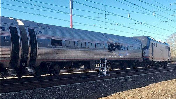 Two dead in US train derailment