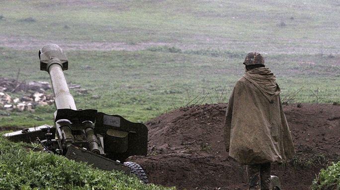 Moszkva fegyvernyugvásra intette az örmény és az azeri vezetést is