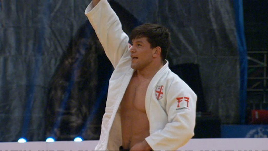 Judo: Samsun Grand Prix'de Fransa rüzgarı