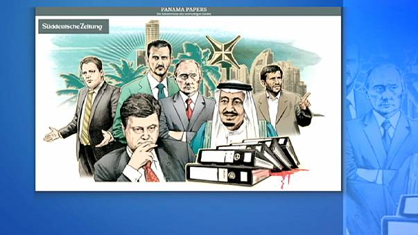 #PanamaPapers pone al descubierto las cuentas secretas de personalidades mundiales