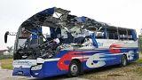 وفاة سائح ألماني في اصطدام حافلة بشاحنة في كوبا