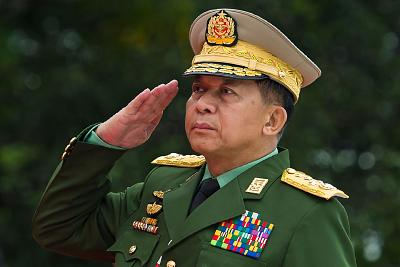 Min Aung Hlaing, commander-in-chief of the Myanmar armed forces, will be removed from Facebook.