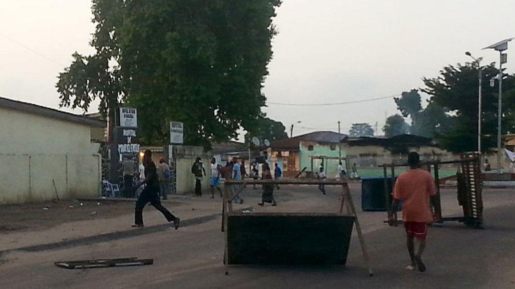 Combates en Brazzaville entre fuerzas del orden y hombres armados