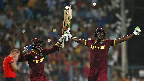 Windies win World Twenty20 double as men and women triumph