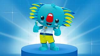 Blue koala Borobi revealed as official mascot for 2018 Commonwealth Games