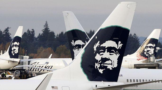 Авиакомпании США сливаются: Alaska Air п покупает Virgin America