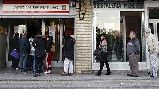 تراجع طفيف لمعدل البطالة في منطقة اليورو