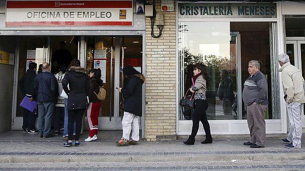 Einen Tick weniger Arbeitslose in der Eurozone