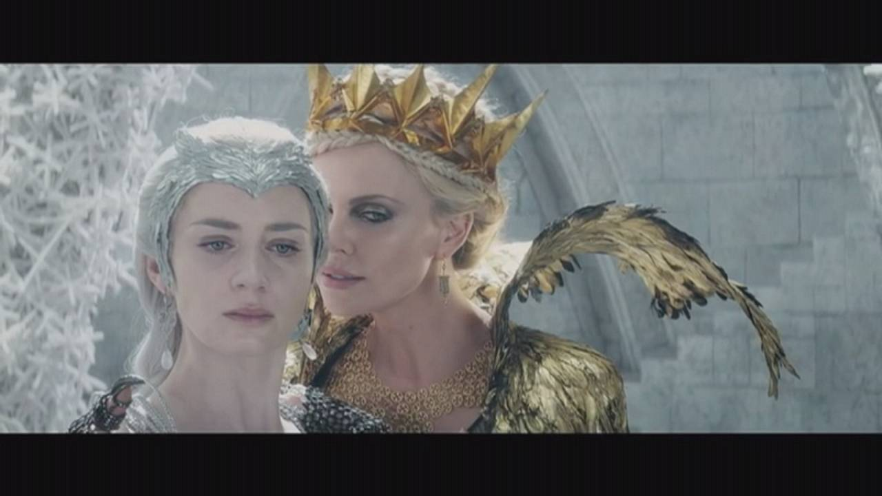 """The Huntsman: guerra d'inverno"""