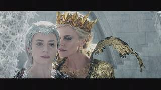 'The Huntsman' returns with added star power