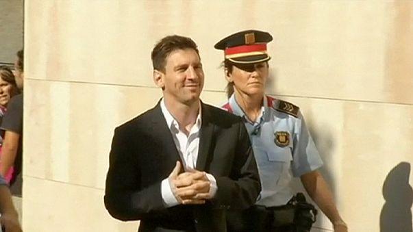 Messi'den Panama belgelerine yalanlama