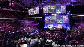 eSports: the half a billion dollar 'niche' industry coming to a TV near you