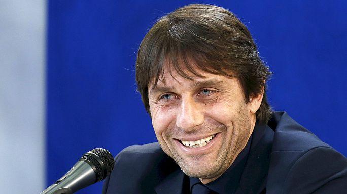 Chelsea'nin yeni hocası Antonio Conte
