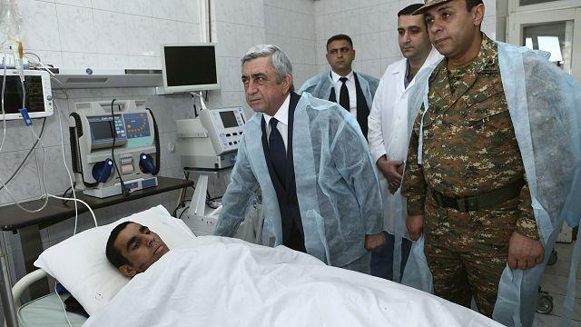 Azerbaycan: 170 Ermeni asker öldürüldü