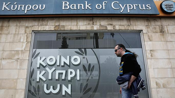 Cyprus starts working week out of bailout