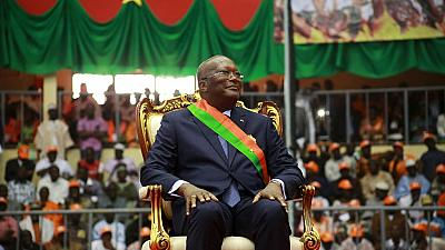 Kabore marks 100 days in office as Burkinabe President