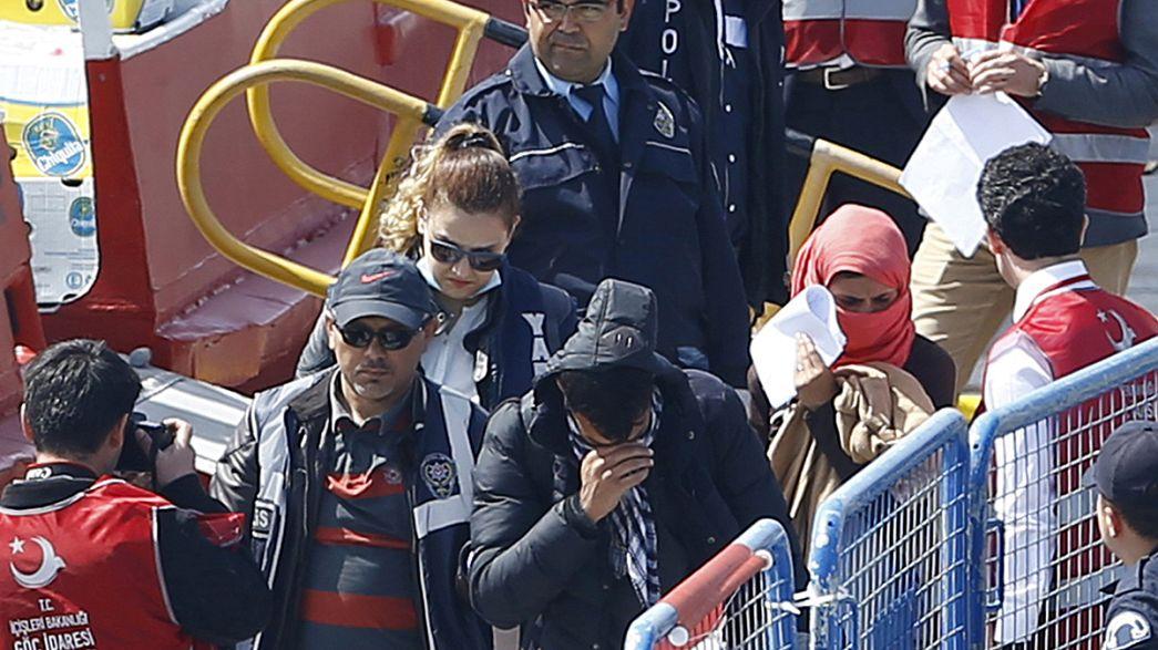 """Philippe Leclerc: """"Implementação apressada de acordo UE-Turquia pode colocar pessoas em perigo"""""""