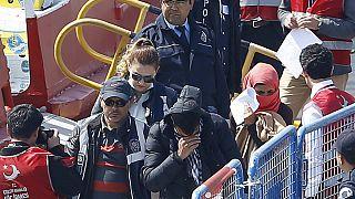 Pour le HCR le renvoi des migrants «pourrait mettre des personnes en danger»