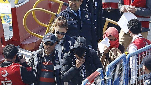 УВКБ ООН - против спешки с возвратом беженцев из Греции