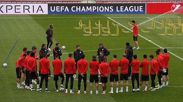 إنطلاق ذهاب الدور ربع النهائي لمسابقة دوري أبطال أوروبا لكرة القدم بلقاءين قويين