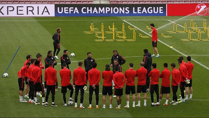 Champions League: Barcelona set for Atletico Madrid quarter-final clash