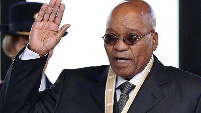 Des cadres de l'ANC demandent au président Zuma de démissionner