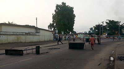 Panique à Brazzaville