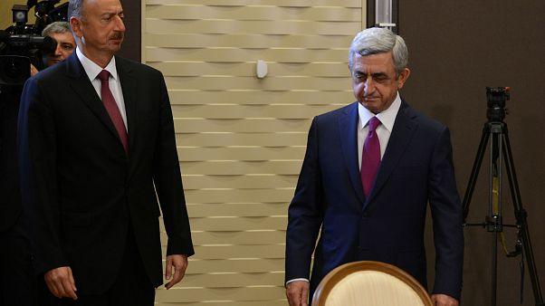 """Sarkisyan, """"çatışmalar savaşa dönüşebilir"""""""