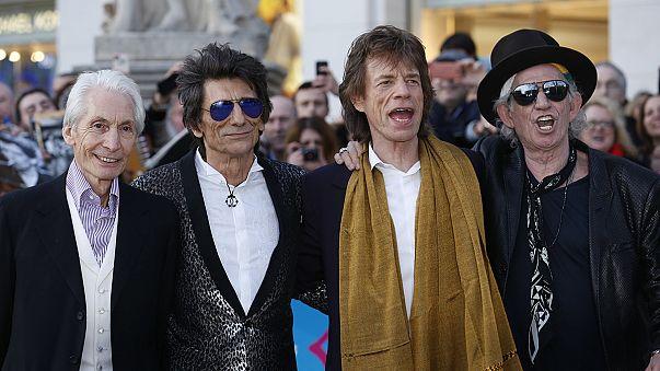 """""""Exibicionismo"""" dos Rolling Stones faz-se à estrada"""