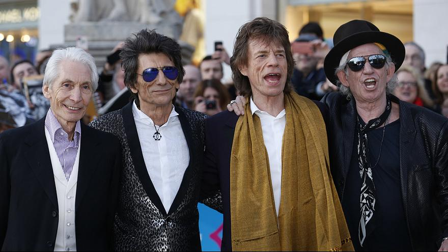 Londra'da Rolling Stones sergisi