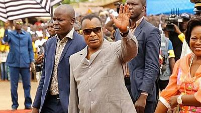 Congo: Sassou's poll victory affirmed, opposition complaints dismissed