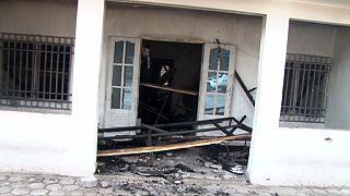Feuergefechte in Kongo-Brazzaville, Tausende auf der Flucht
