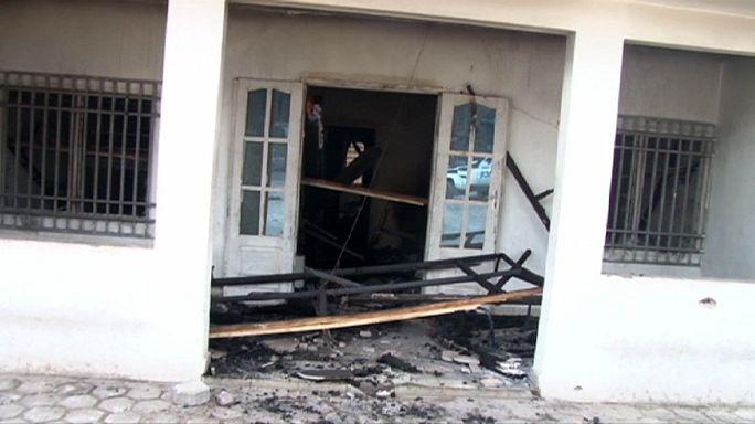 Республика Конго: жители Браззавиля опасаются новых столкновений